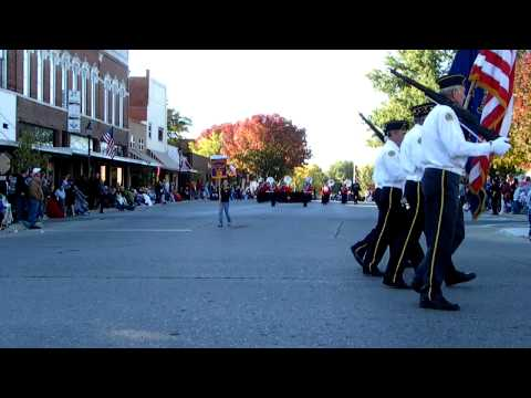 Clarinda Middle School Marching Band