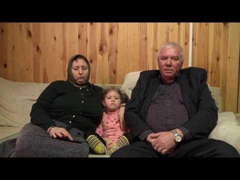 Родители Максима. Обитель исцеления - реабилитация наркозависимых.