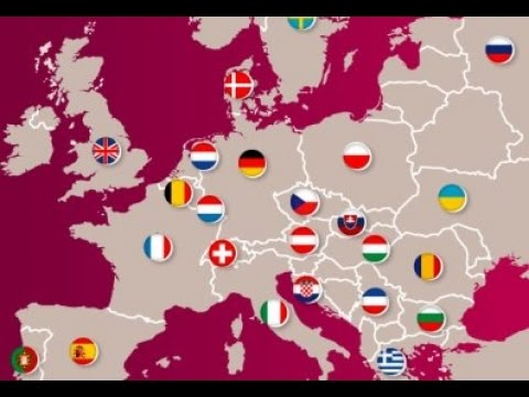 Euro 2020 All Cities And Stadiums Youtube