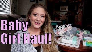 Baby Girl Haul! 🎀
