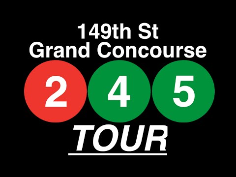 Subway Tour: 149th Street - Grand Concourse