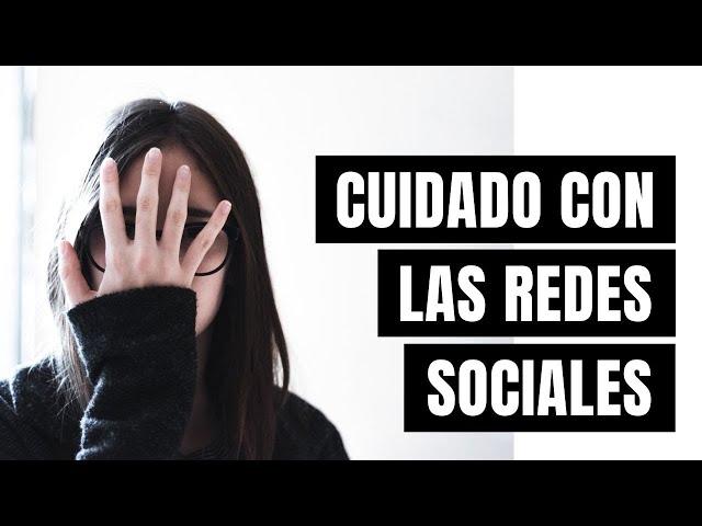 Para ser feliz debes tener cuidado con las redes sociales | Extracto de conferencia