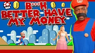 B*tch Better Have My Money by Todrick Hall (#TodrickMTV)