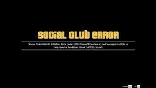 حل مشكلة  Social Club error في GTA V مضمون 100%