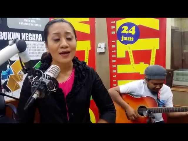 Desiran Rindu - Amelina | Jom Jam Akustik | 28 Januari 2015