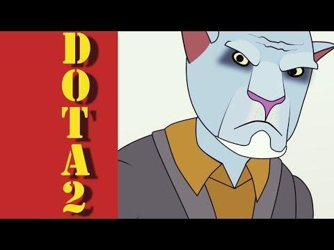видео: dota 2: Во все тяжкие
