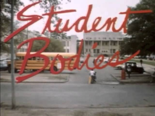 Student Bodies (1981) Trailer Horror/Comedy