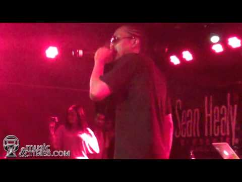 "Dj Quik ""Fandango""  ""Ghetto Rendezvous""   Live At The Knitting Factory"
