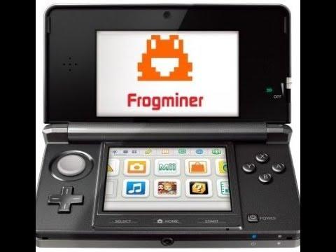 TUTO] Jailbreak 3DS/2DS 11 8 0 via frogminer : Tutoriels - Forums