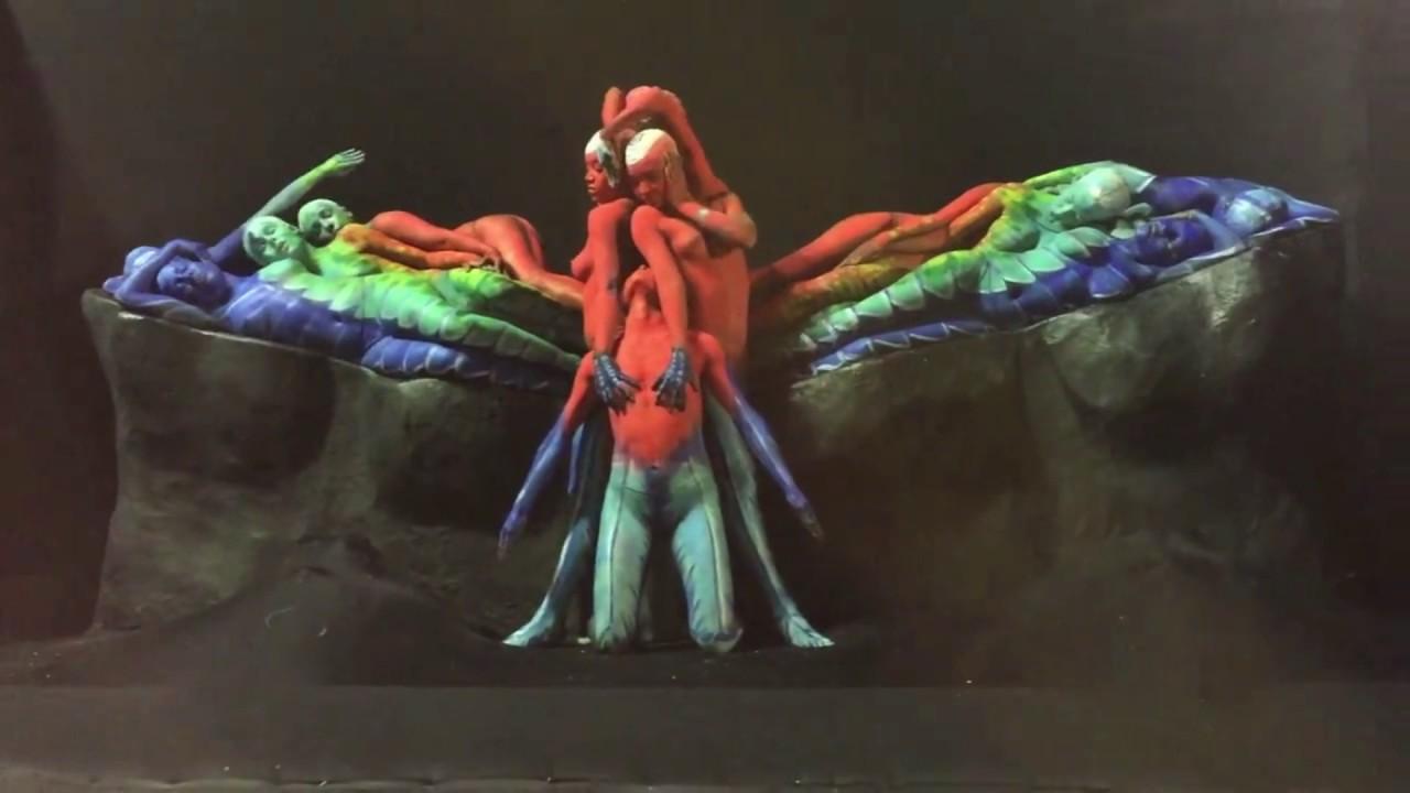 Body paint for carnival pintura para o carnaval - 1 6