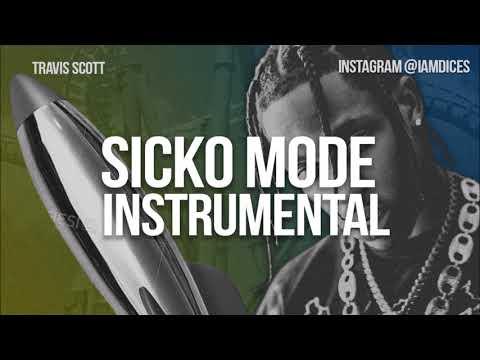 "Travis Scott ""Sicko Mode"" Instrumental Prod. By Dices *FREE DL*"