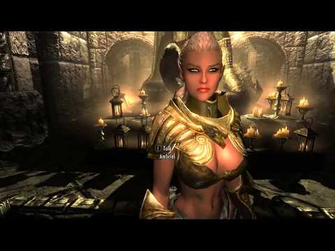 Sexified Skyrim - Wenches Gone Wild - Part 92 (Ambriel In Action) |