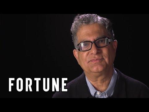 Dr. Deepak Chopra: Life, Career, and Universe I Fortune
