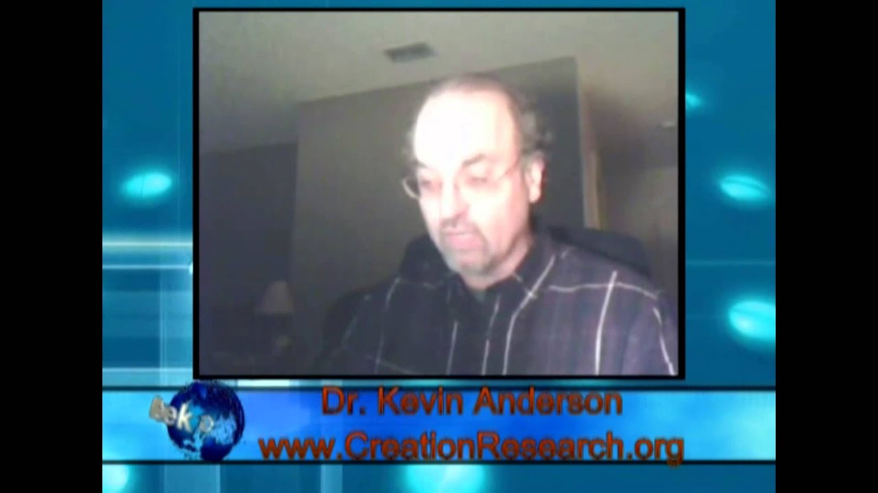 Dr. Kevin Anderson (genetics) talks with Ian Juby on Genesis Week by wazooloo