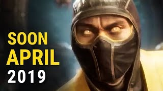 15 Upcoming Games Of April 2019 Pc, Ps4, Switch, Xb1 | Whatoplay