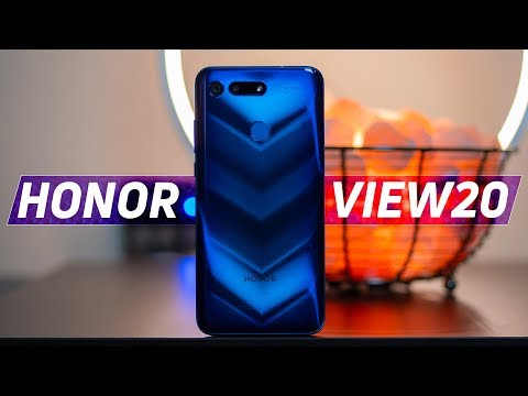 Honor View 20 Review: A hole-in-one!