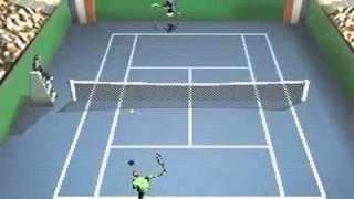 Agassi Tennis Generation 2002 sur GameBoy Advance