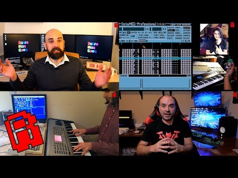 Amiga MIDI Myth Busting | With special guests