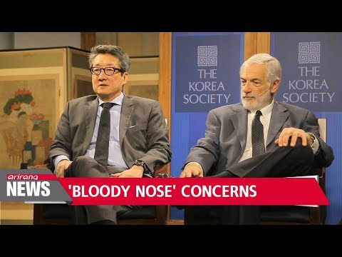 Victor Cha's 'bloody nose' comment sparks concerns in South Korea and U.S.