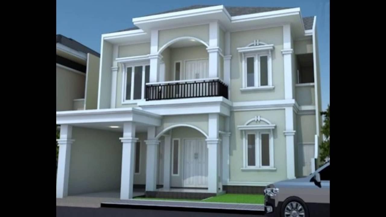 Model Model Rumah Type 100 Type 150 Dan Type 54 Youtube