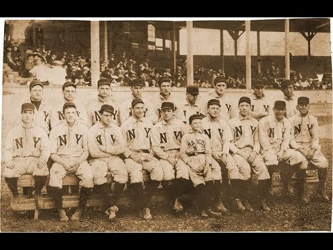 Action! PC Baseball 1905 Season Replay Game #35 New York Giants vs Cincinnati Reds (2 of 3)