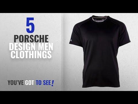 Top 10 Porsche Design Men Clothings [ Winter 2018 ]: Porsche Design by Adidas Sport BS Tee Athletic