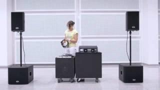 Dynacord PowerMate 600-3 setup