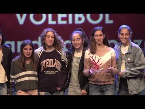Los mejores momentos de los Premios ao Deporte Lucense de El Progreso