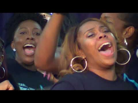 New Direction Choir singing-