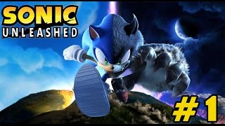 Vídeo Sonic Unleashed