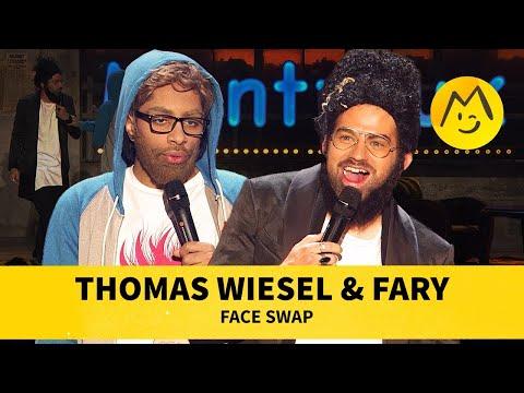 Thomas Wiesel & Fary - Face Swap
