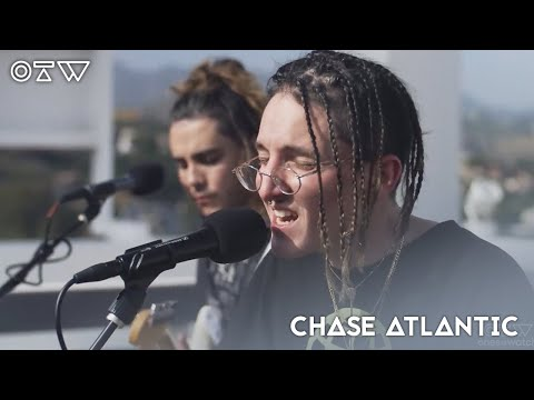 """Chase Atlantic - """"Swim"""" (Acoustic)   Live From The Rooftop"""