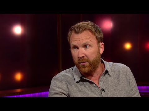 Jason Byrne on Missing the Irish craic! | The Ray D'Arcy Show | RTÉ One