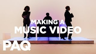 Making a Music Video w/ Poppy Ajudha | PAQ Ep#56 | Lynx: Love of Music Series | A Show About Fashion