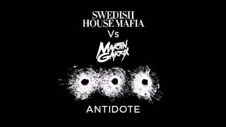 Swedish House Mafia Vs Martin Garrix - Antidote Helicopter ( ~Everybody Fucking Jump~)