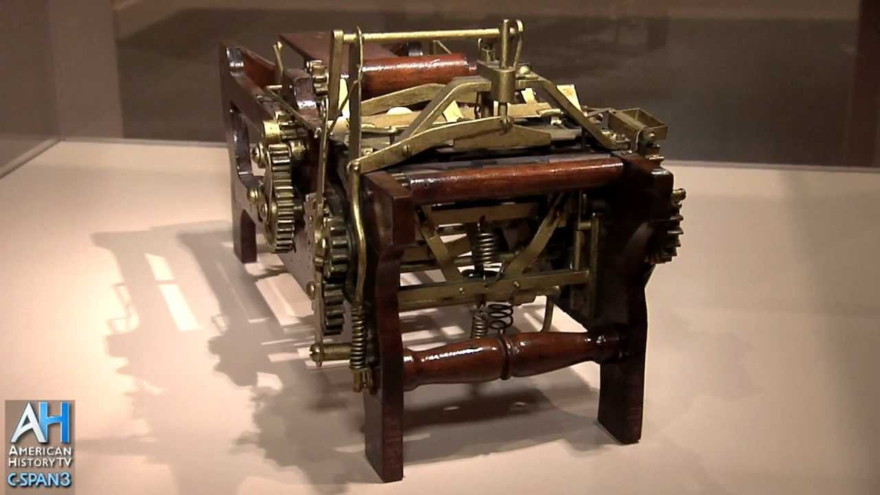 American Artifacts Preview: 19th Century Inventor Margaret Knight ...