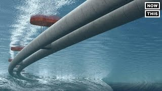 Norway Building Underwater Tunnels   NowThis