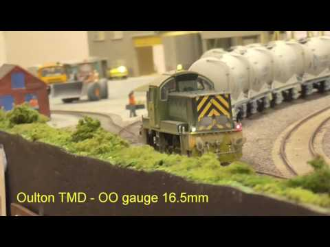 New Forest Model Railway Society 39th Annual Exhibition 2017