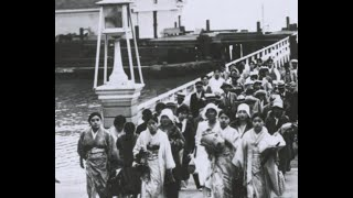 Lectures in History Preview: Asian Immigration & Angel Island