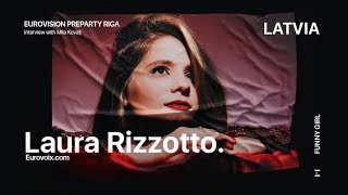 Latvia | Laura Rizzotto Talks