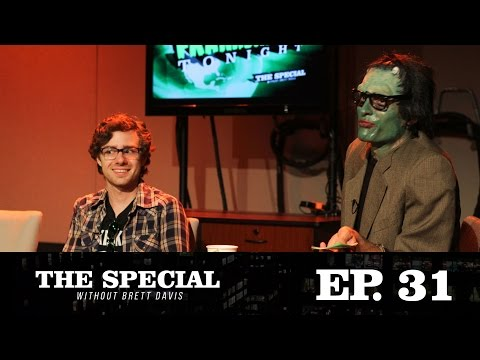 """The Special Without Brett Davis Ep. 31: """"Frankenstein Tonight"""" with Nate Fernald & Charly Bliss"""