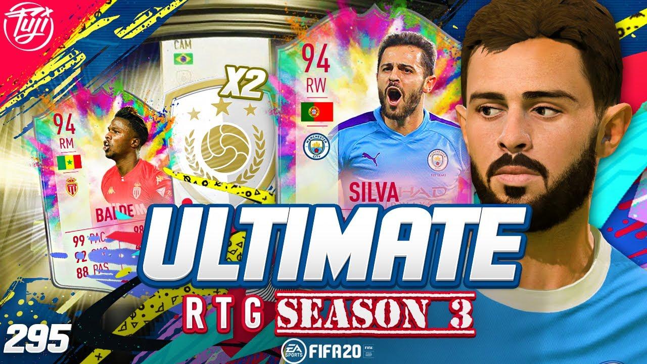 UNREAL!!! SUMMER HEAT SILVA + ICON SBC!!! ULTIMATE RTG #295 - FIFA 20 Ultimate Team Road to Glory