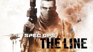 Spec Ops: The Line Gameplay Part 2 (HD 1080p)