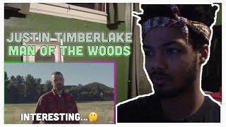 Justin Timberlake - Man Of The Woods (REACTION)