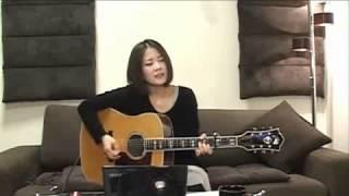 2012/5/13(日) 森恵さんのUSTREAMライブより Megumi Mori is a rising...
