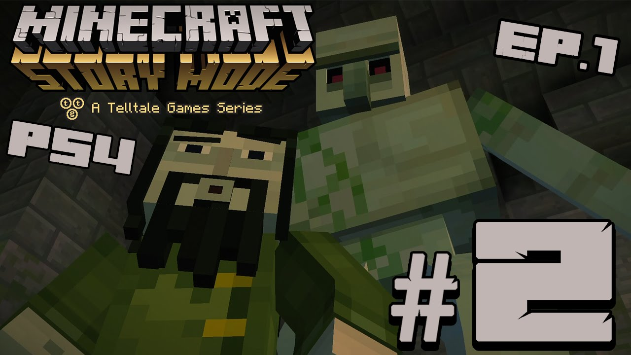 MINECRAFT STORY MODE PS EP Eisengolem Lets Play - Minecraft story mode kostenlos spielen pc