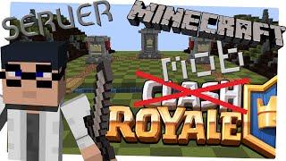 Minecraft Ita Server's Ep15 - Mob Royale, Clash Royale In Minecraft Vanilla, Epico!