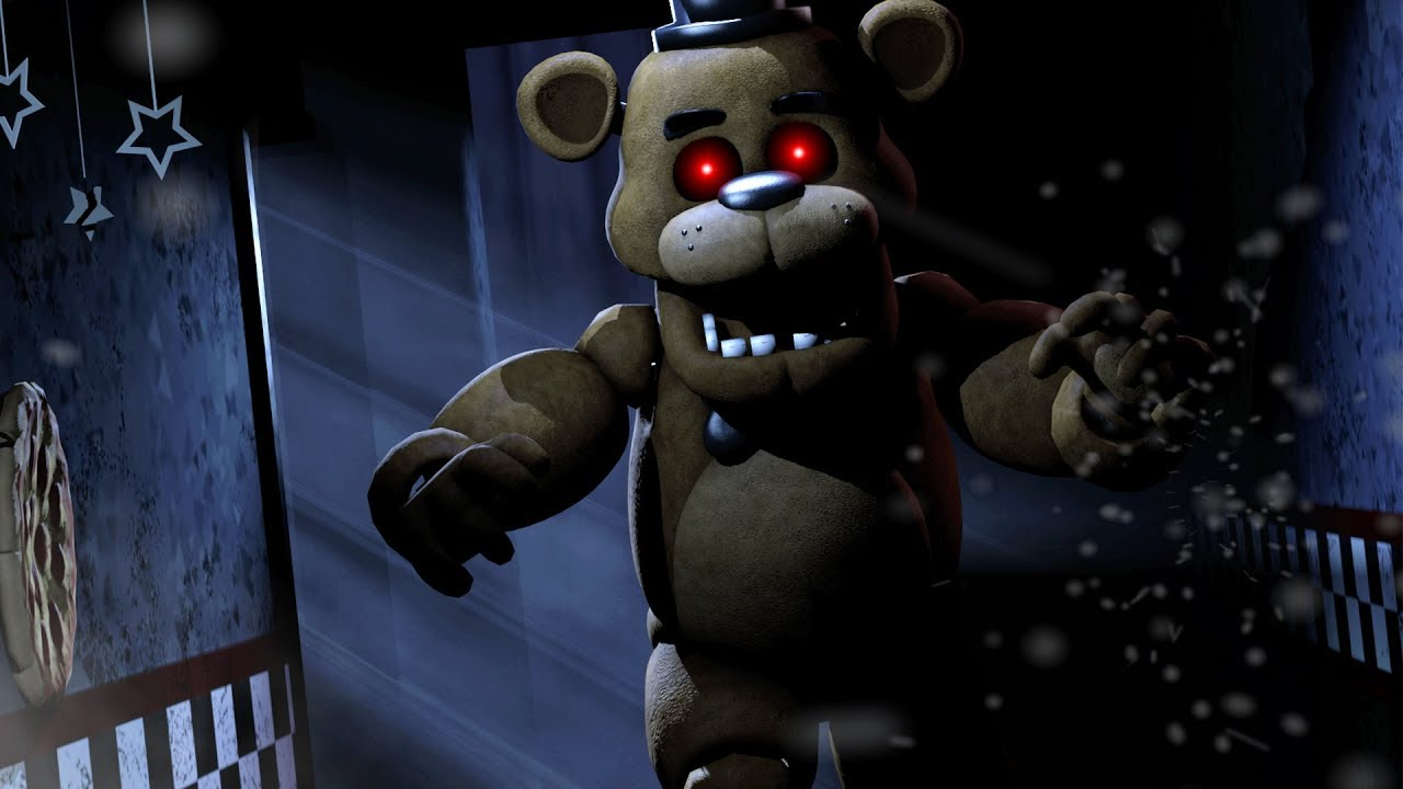 Interactive Anime Wallpaper Sfm Fnaf Scary Five Nights At Freddy S Animations