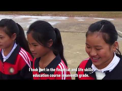 Financial Education for Girls in China