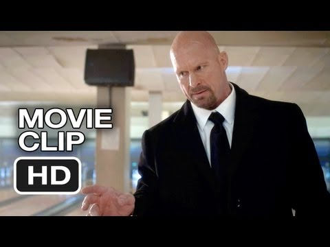 The Package Blu-ray CLIP - Bowling Alley (2012) - Steve Austin Action Movie HD